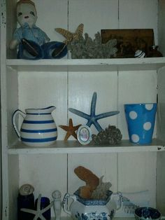 Beach Shelf Sitters | beach shelf | She sells sea shellls | Pinterest