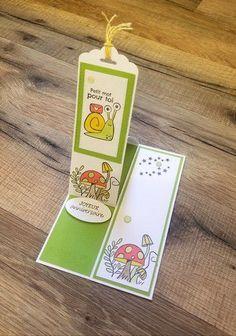 Stampin Up, Fun Fold Cards, Tampons, Snail Mail, Blog, Calais, Paper, Diy, Scrapbooking