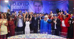 David Collado: satisfecho encabezar preferencias electores  sin hacer campaña negativa