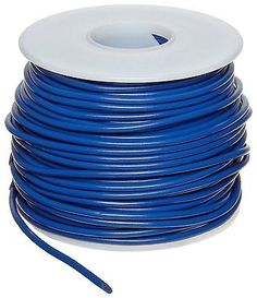 Nte Wa16 05 30 30 Foot 16 Awg Stranded Auto Wire Green By Nte