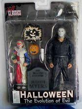 Halloween Michael Myers Action Figure The Evolution of Evil - M.I.B