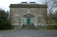 Ledwithstown House, Co. Longford, 1746. Source: The  Irish Georgian Society.
