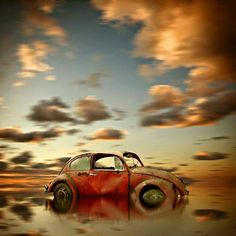 """I didn't know whether to pin this on my """"car"""" board or """"photography"""" board...chose """"photo"""" :D"""