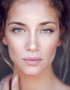 Le maquillage naturel / enlumineur