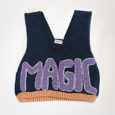 DEGEN FW14 magic bib #EDFF