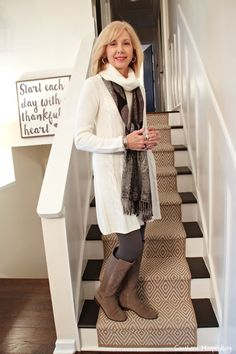 Fashionable over 50 fall outfits ideas 127 #over50clothingwomen
