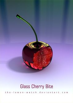 iPhone Samsung Mobile Phone Best Wallpapers Red Glass, Glass Art, Iphone Mobile Wallpaper, Cake Wallpaper, Cherries Jubilee, Creamed Honey, Doughnut Cake, Cherry Cake, Ice Cream Cookies