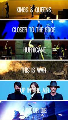 30stm songs