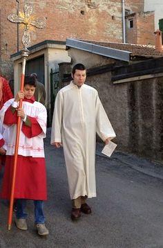 Uniti spiritualmente a Papa Francesco