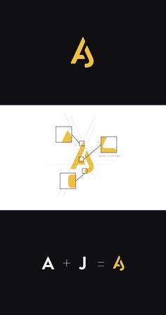 Aaron Johnson #logo by Aaron Johnson