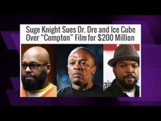 Larger Than Life The Suge Knight Story details the history of Death Row Records and the plot to kill Suge Knight and the many attempts on his life. Tupac And Biggie, Suge Knight, Death Row Records, Hip Hop Artists, Prison, Larger, Songs, Film, Music