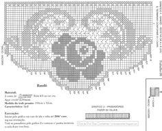 REGINA RECEITAS DE CROCHE E AFINS: bandôs imagens da net.