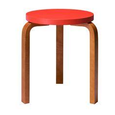Hocker designklassiker  Der Artek-Hocker 60 – Ikea machte ihn nach und nannte den ...