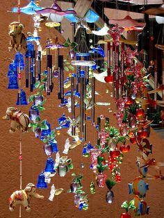 Collection of Wind chimes   Flickr - Photo Sharing!