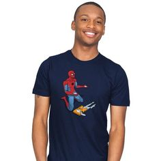 The Uncle Ben Tragedy T-Shirt - Spider-Man T-Shirt is $20 at Ript!