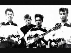 o pesquisador II: The Beatles - The Quarrymen