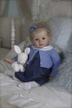 Cheza Baby Reborn baby girl