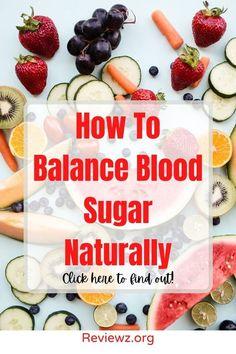 How To Balance Blood Sugar Naturally Blood Sugar Diet, High Blood Sugar, Blood Glucose Levels, Blood Sugar Levels, High Glycemic Index Foods, Fiber Rich Diet, No Sugar Foods, Cookie Desserts, Diet And Nutrition