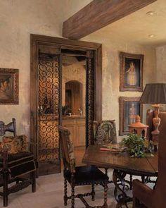 Spanish style homes – Mediterranean Home Decor Spanish Colonial Decor, Spanish Style Decor, Spanish Design, Spanish Style Homes, Spanish Interior, Spanish Revival, Style Hacienda, Hacienda Decor, Tuscan Design