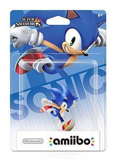 Sonic amiibo - Europe/Australia Import (Super Smash Bros Series)