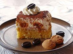 Tiramisu-Kuchen vom Blech, ein raffiniertes Rezept aus der Kategorie Backen. Bewertungen: 18. Durchschnitt: Ø 4,4.