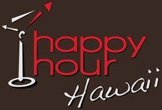 Best Website & free smartphone app to find Happy Hours on the Hawaiian Islands!