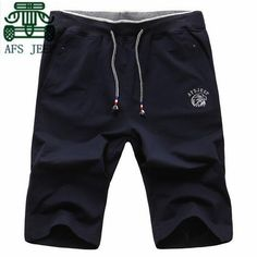 AFS JEEP Red,Blue,Gray 2017 Summer New Design Man's Elasticity Mid Waist Shorts,Wholesale Price Man's Leisure Half Length shorts