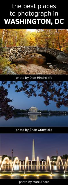 The Best Places to Photograph in Washington, DC #photography
