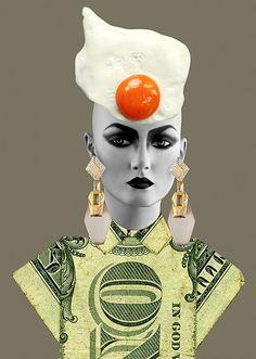 Alexis Bittar's Dreamy, Surrealist Resort 2012 Lookbook