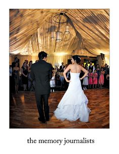 On the dance floor.  Photography by: The Memory Journalists Team