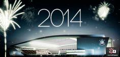 Sport Club Corinthians Paulista - Happy New Year