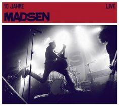 Madsen - 10 Jahre Madsen Live 4.5/5 Sterne