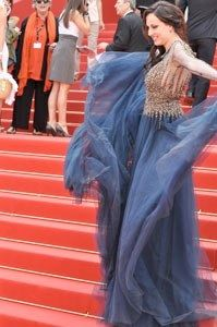 Festival de Cannes day 8. The sun shone on the Croisette and stars sparkled on the Red Carpet.