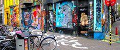 graffiti amsterdam - Google zoeken Graffiti Workshop, Amsterdam Art, Old And New, Fun, Google, Sports, Hs Sports, Sport, Hilarious