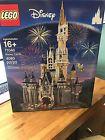 Brand New Ready to ship LEGO 71040 Disney Castle Cinderella New In Box - Sealed