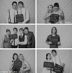 Love this idea for a photo booth... @ Pobke photography