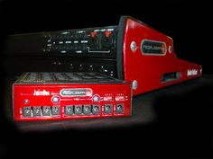 Products I designed over a decade ago. Pedalboard power supply and modular pedalboard system for guitarists. Used by many top names including Aerosmith for several tours.