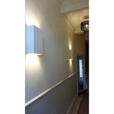 Tornado TR7226 Linear Plaster Wall Light. Twin 13watt Vossloh Panasonic maisn dimmable LED. Integral driver and full heat sink. Currently the best LED technology with reliability and repeatibility in mind.Tornado TR7226 Linear Plaster Wall Light. Manufactured by Tornado Lighting & Design Ltd, London
