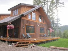 West Glacier House Rental Breathtaking Views Of National Park