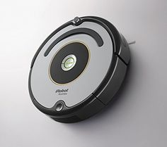iRobot Roomba 615 – Robot aspirador, color gris - http://vivahogar.net/oferta/irobot-roomba-615-robot-aspirador-color-gris/ -