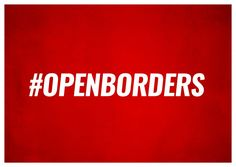#openborders | DEMOCRACY DELIVERED | Send real postcards online | Democracy Delivered