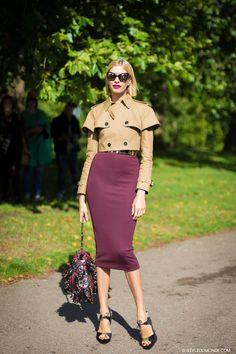 31 Times Elena Perminova's Street Style Was TotalPerfection | StyleCaster