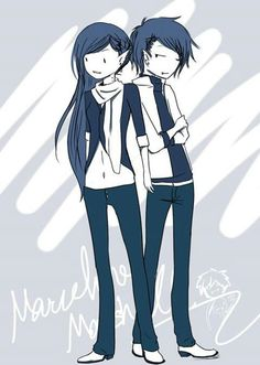 Marceline and Marshall Lee, So cute