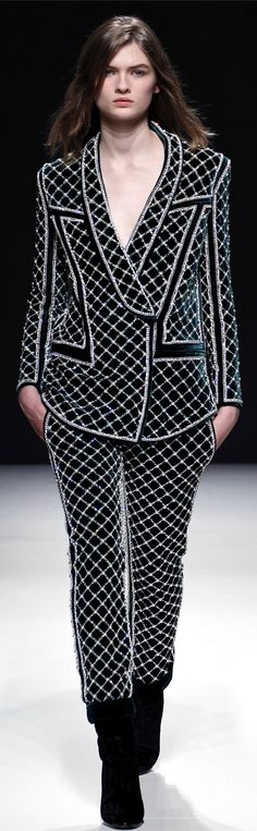 ✪ Balmain Collection Fall Winter 2012-2013 ✪ http://www.vogue.co.uk/fashion/autumn-winter-2012/ready-to-wear/balmain#