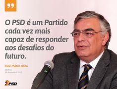 José Matos Rosa, Secretário-Geral do PSD, no Almoço Solidário do PSD em Oeiras. #PSD #acimadetudoportugal