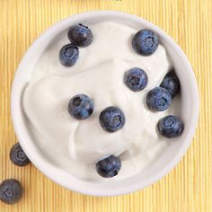 The Good-Skin Diet: 10 Foods for Healthier Skin 2/ Prevent Wrinkles with Yogurt