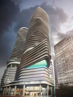 KL Gateway Premium Residences - The Skyscraper Center