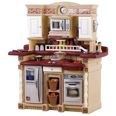 "Step2 Lifestyle PartyTime Kitchen - Step2 - Toys ""R"" Us"