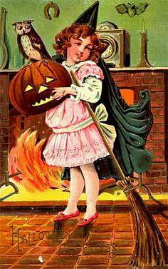 vintage halloween postcard strange halloween facts and folklore seasonal wisdom super spooky halloween funtime pinterest halloween facts - Strange Halloween Facts