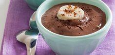 Go Bananas Chocolate Tofu Pudding - Tosca Reno
